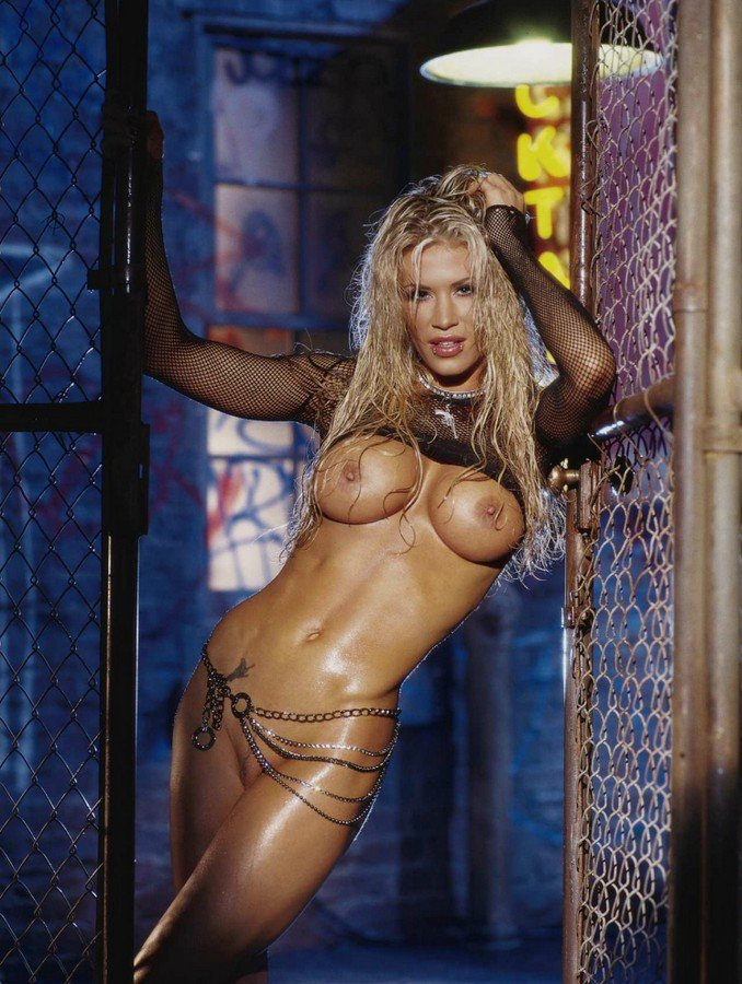 Ecw strip ashley massaro — pic 9
