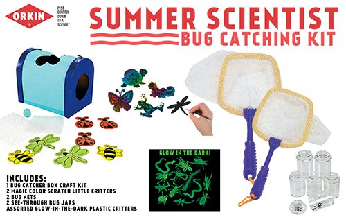 Enter to win an Orkin Summer Scientist Bug Catching Kit from @TheOrkinMan and @BTRmoms #LearnWithOrkin #partner https://t.co/RiQblRA8tg