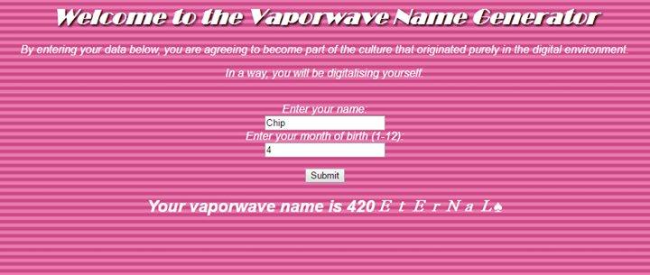 Vaporwave Names Generator   Lighting Fixtures For Your Home