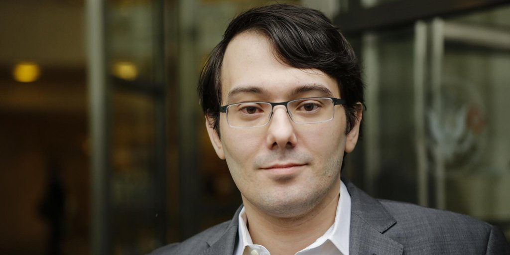 Could more charges be filed against Martin Shkreli?