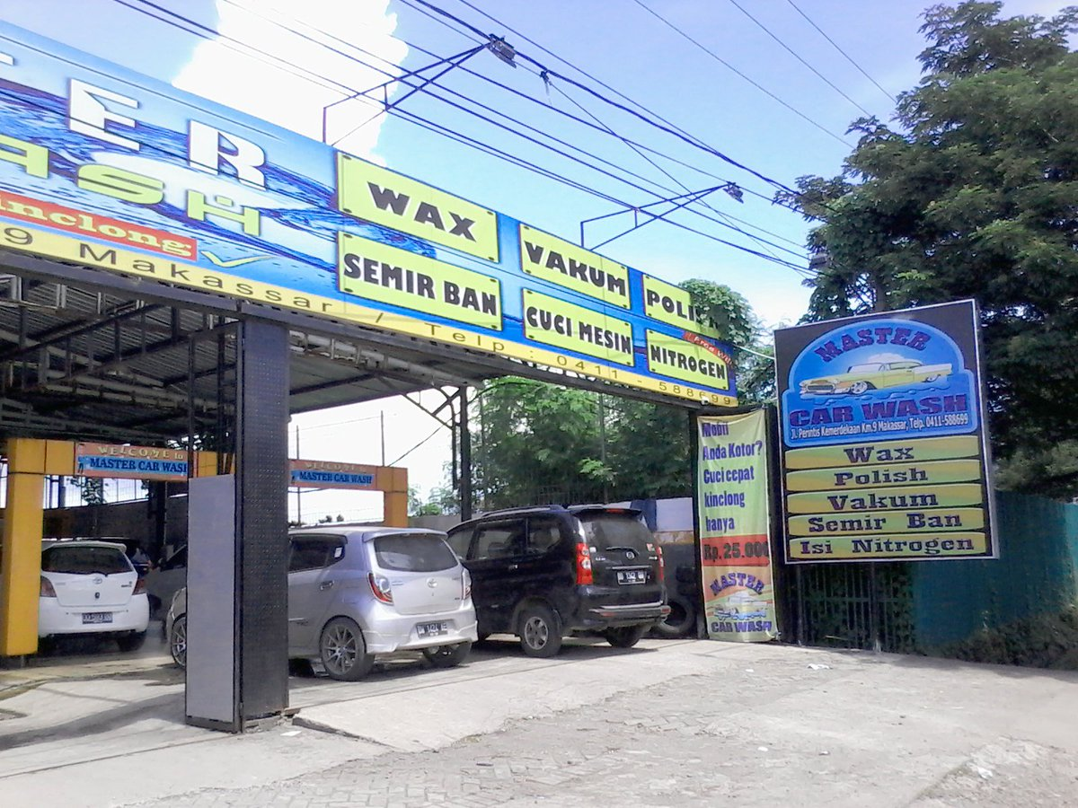 Master Car Wash >> Master Car Wash On Twitter Yuk Cuci Mobil Mumpung Cuaca Cerah