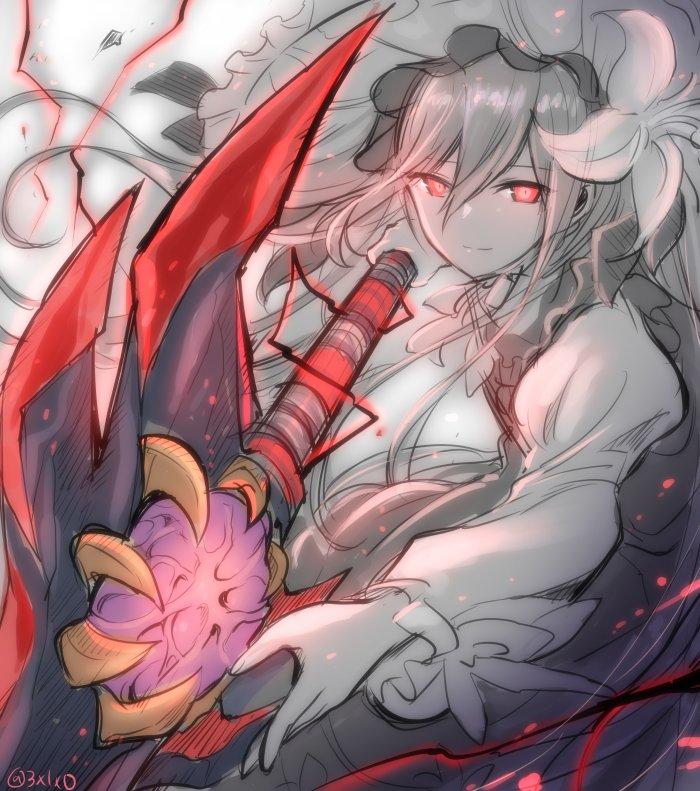 呪槍×フローリア https://t.co/tVO0g4uBLJ