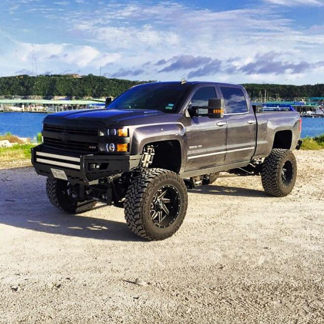 Wicked Dieselgallery On Twitter Jacked Up Chevy Duramax