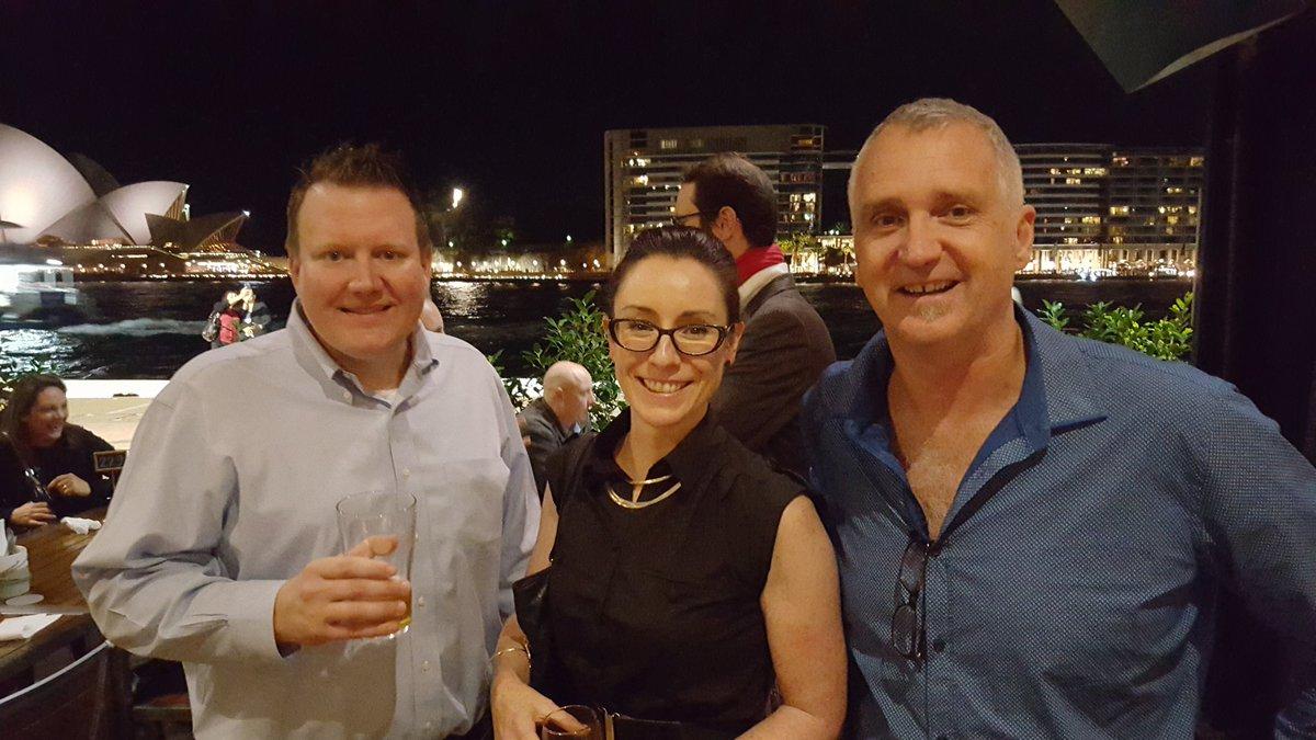 More happy people at Cruise Bar @KevinBrabazon @KateFraser15 @ivanjcunningham #AITD2016 https://t.co/36CZs8NSNu