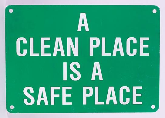 """Cleaning Quotes Classy Bunzl Cleaning On Twitter """"a Clean Place Is A Safe Place Quotes"""
