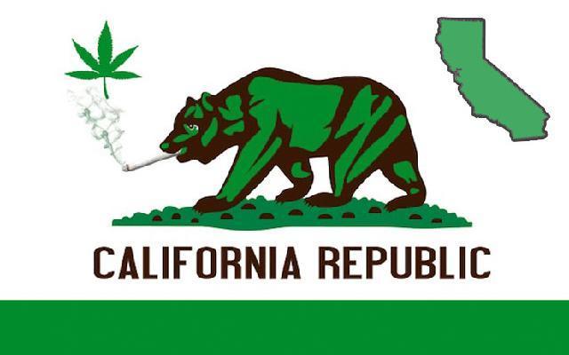 600K Sign California Initiative to Legalize Pot