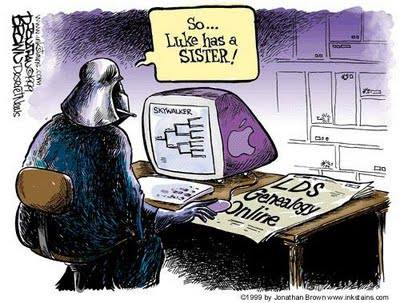 Happy Star Wars Day! #StarWarsDay #MayThe4thBeWithYou #StarWars #genealogy #familyhistory #ancestry https://t.co/6NLg5IhB87