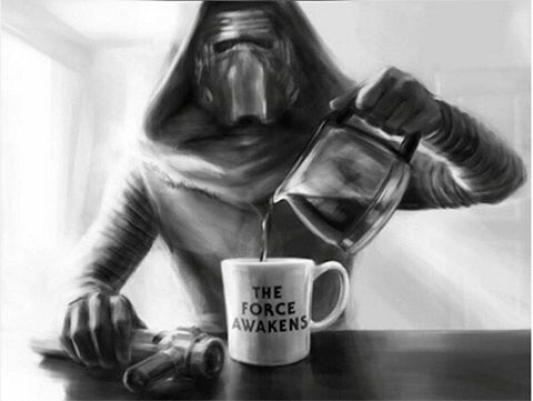 Mmm coffee #MayThe4thBeWithYou https://t.co/QFtSJuPDXW