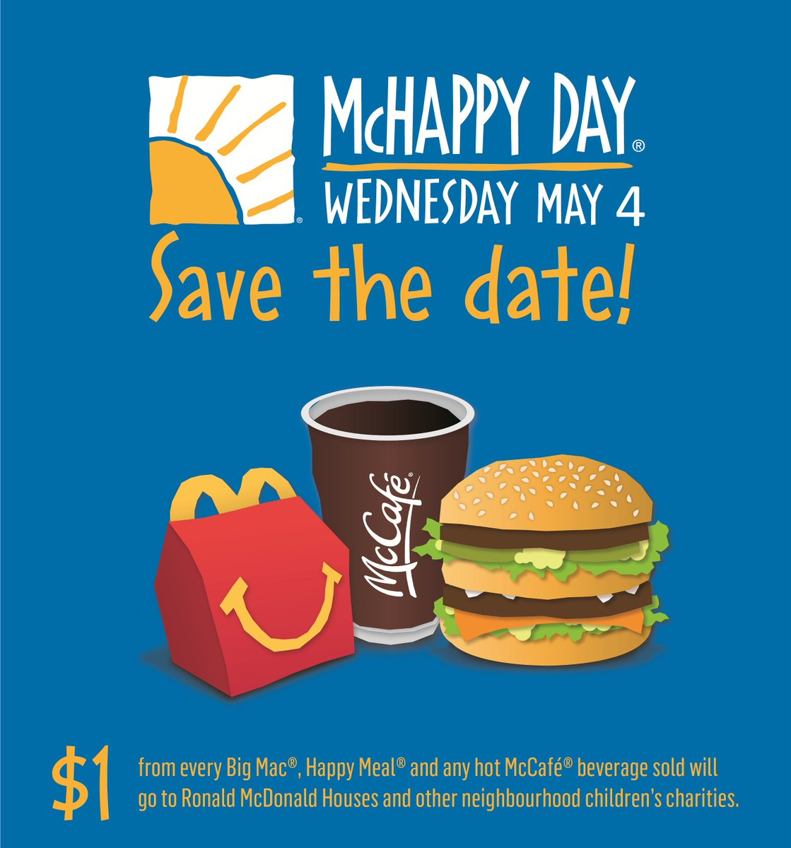 ottawa police on twitter mchappyday we have officers mcdonalds