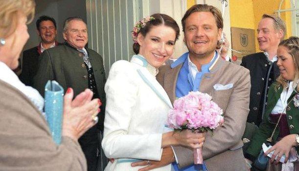 Sophie Wepper Hochzeit