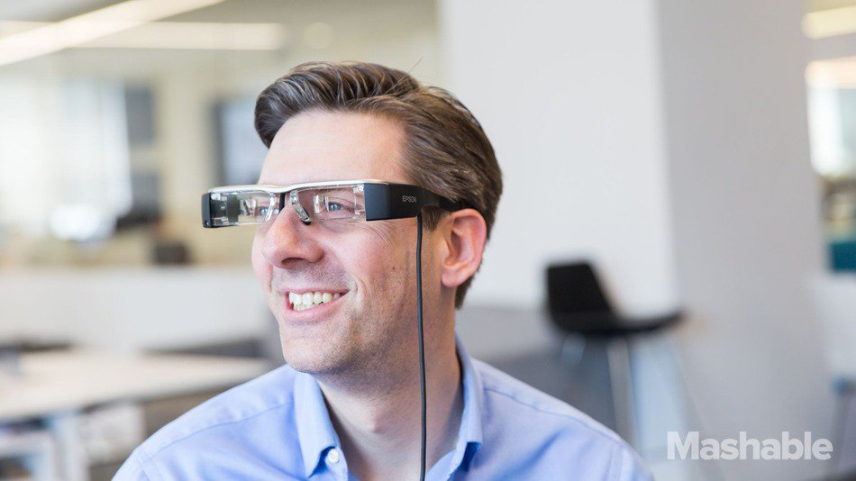 Where smart glasses fit into a world with Oculus Rift and HoloLens