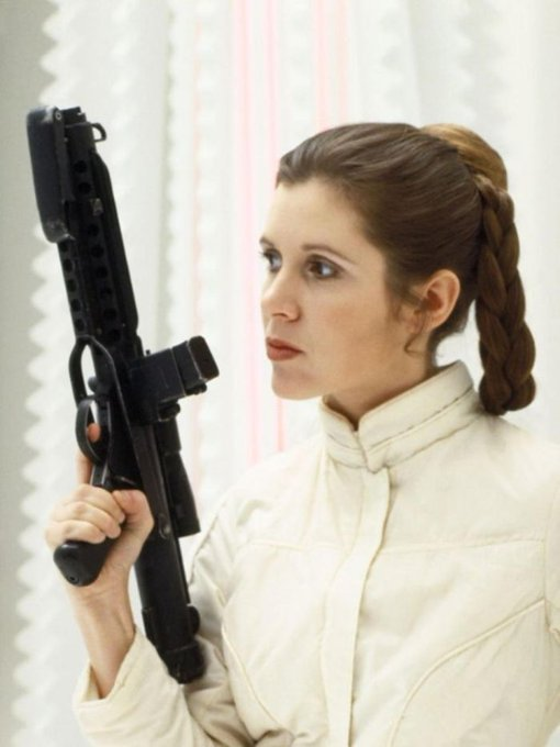 1 pic. Special #wcw goes to #princessleia for #starwarsday #maythe4thbewithyou https://t.co/heLXlNzZ