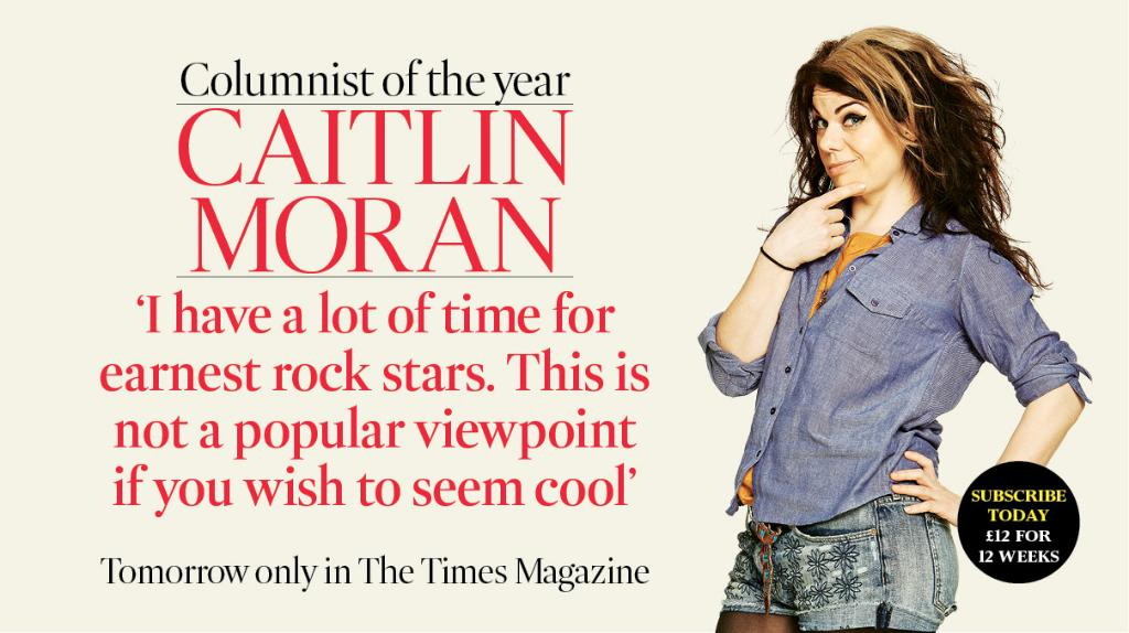 RT @TimesMagazine: .@caitlinmoran comes to Bono's defence https://t.co/RC4YbgkSbE https://t.co/982tBinwb5