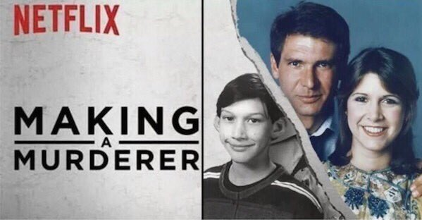 The sequel you all wanted, Making a Murderer! #MayThe4thBeWithYou https://t.co/fb7FnPo8Rg