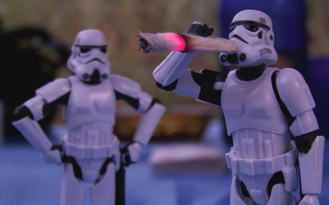Quiz: Which Star Wars Character Should You Get High With?