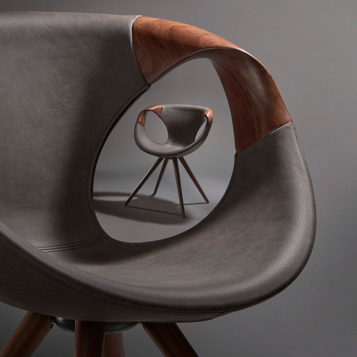 The Sur Dining Chair from @cliffyoungltd is 1 example of pieces blurring residential/hospitality design boundaries https://t.co/14hxkAxlZj