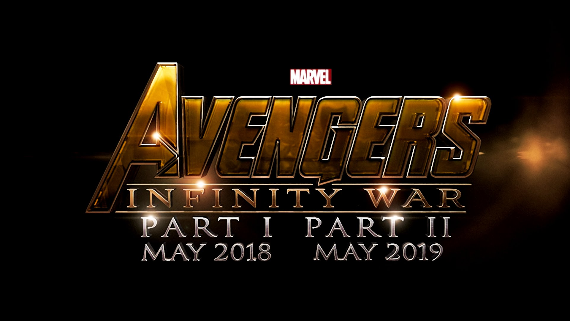 Avengers: Infinity War Movies To Be Retitled 2
