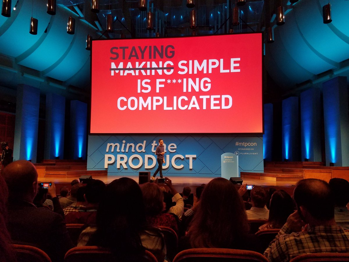 +1 RT @Instapage: Truer words have never been spoken. @ScottBelsky speaking at #mtpcon https://t.co/cWM7xWn8c0