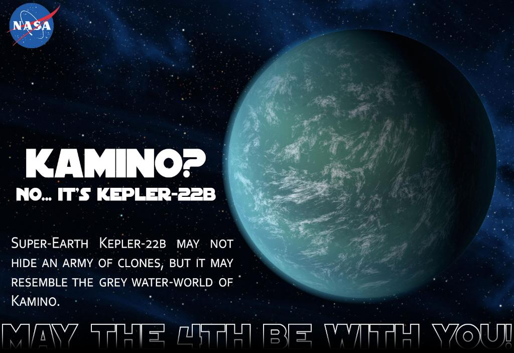 another planet�kepler22b�reminds many of starwars