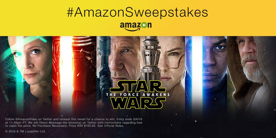 Follow & RT for a shot to win a Dark Side @StarWars gift basket! Rules: https://t.co/68M36A58jw #Maythe4thBeWithYou https://t.co/3siaNfCHV4