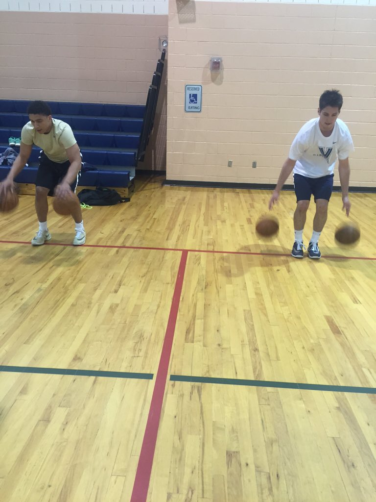 Working with two of the best Points Guards in the country this past year #Pitt and #Nova #Predraft2016