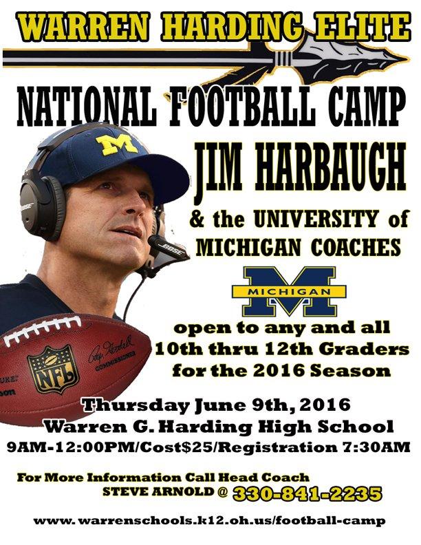 Michigan Sports Camps