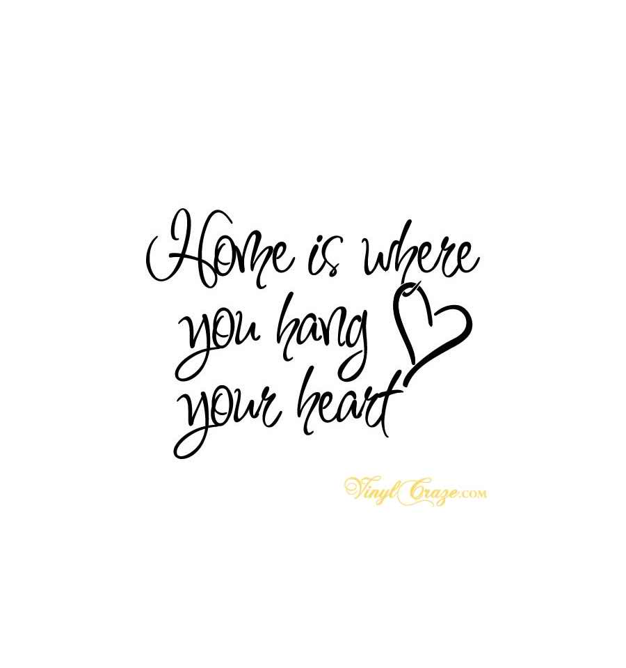 Stokesman Homes On Twitter Home Is Where You Hang Your Heart