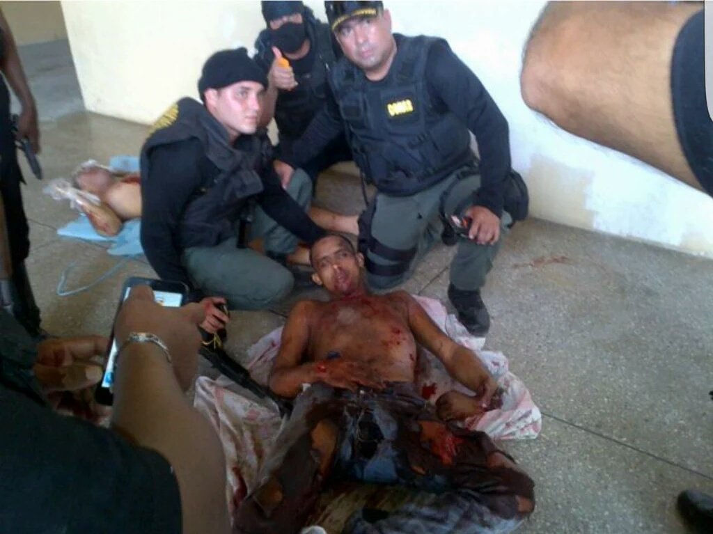 Crisis de inseguridad en Venezuela. (sálvese quien pueda) - Página 15 ChoJtuDWEAE9qZw