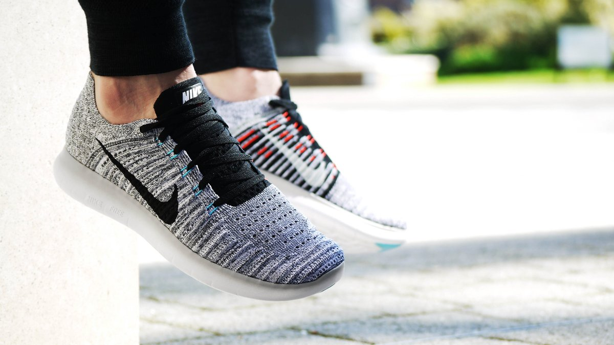 d7b6386161c ... ireland the sole supplier on twitter an on foot look at the nike free  run flyknit