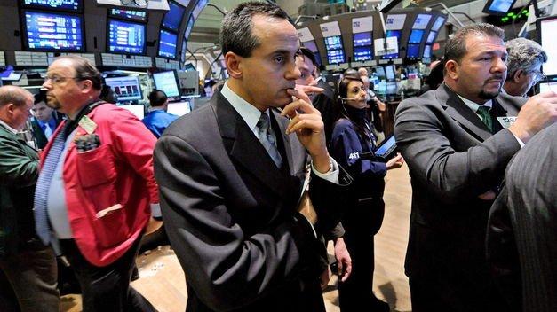 La gente scappa dai titoli azionari negli Usa