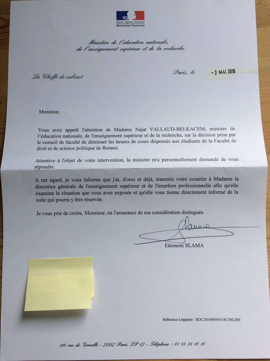 Tom Fohanno Morel On Twitter Merci Beaucoup De L Attention Portee