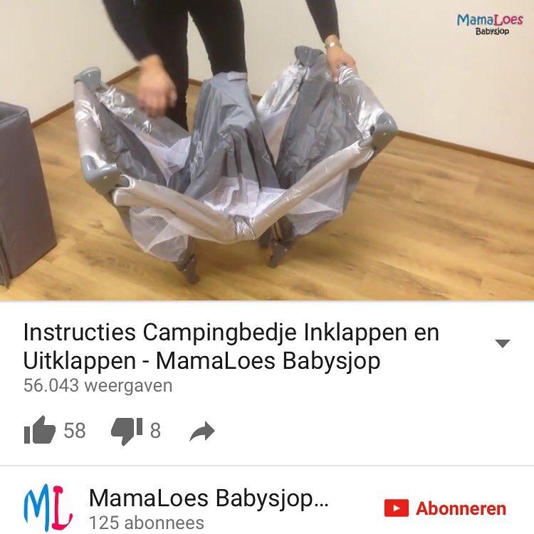 Campingbedje Prenatal Opzetten.Campingbedje Hashtag On Twitter