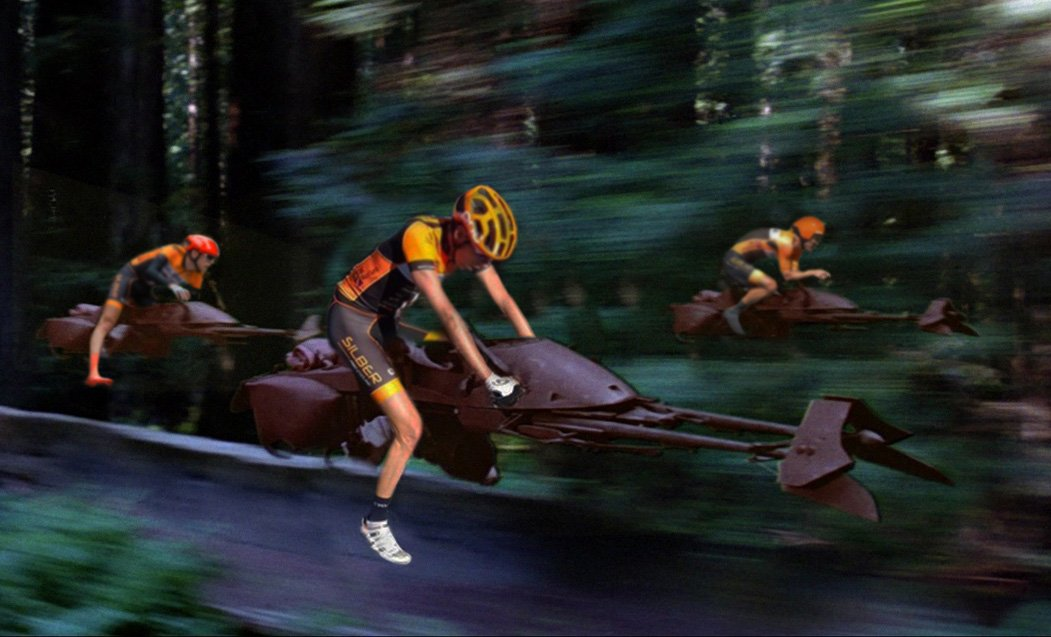 May the force be with @SilberProTeam at the Tour Of Gila today. #eastonadvantage #maytheforth #barwars https://t.co/uJB94bC5bF