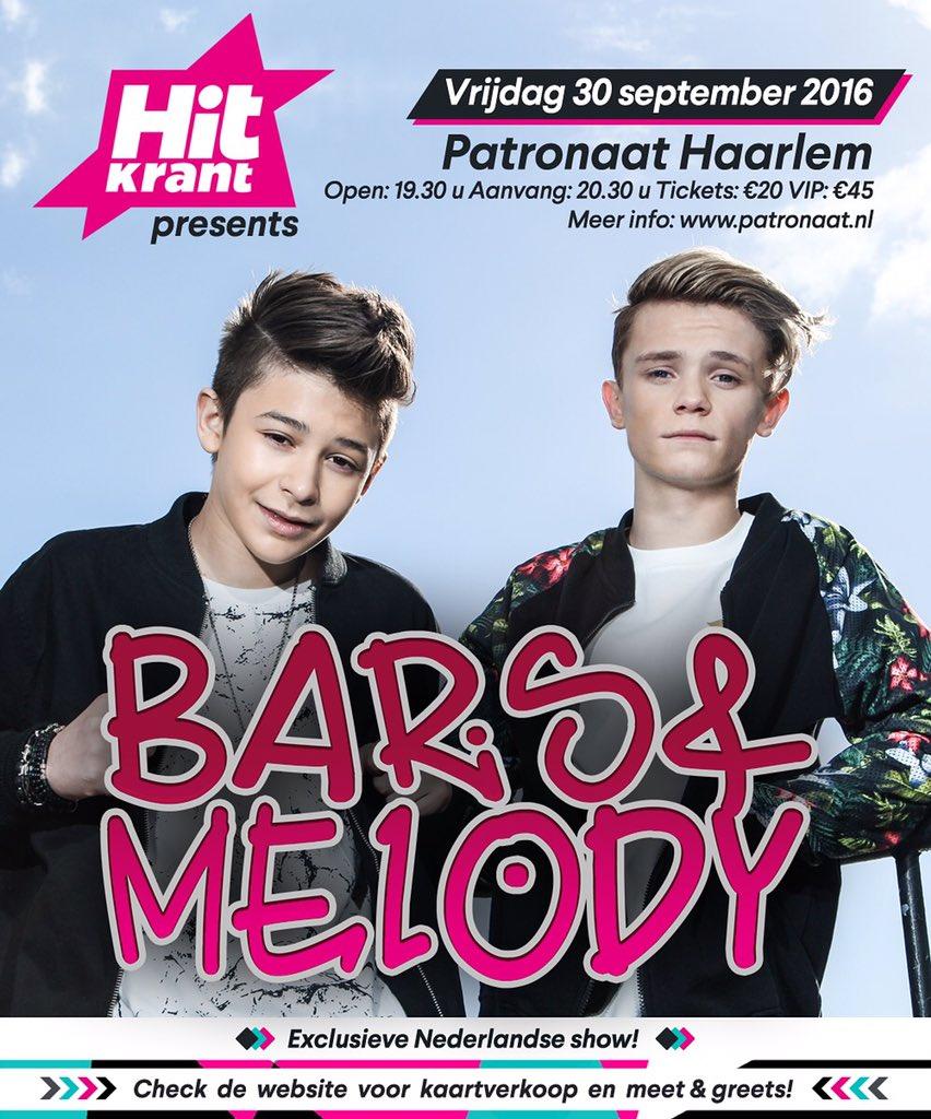 Bars And Melody (@BarsAndMelody)