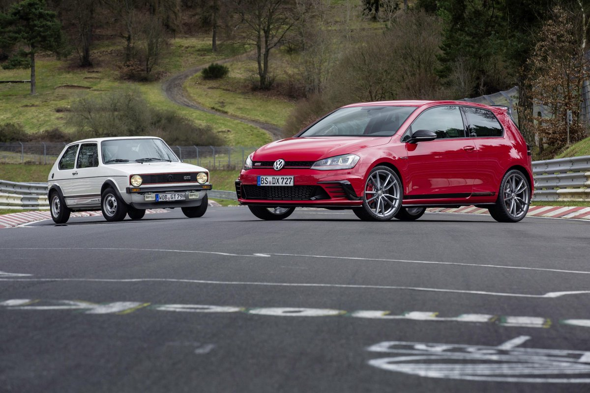 More Info On The Vw Golf Gti Clubsport 310bhp No Rear Seats 0 60