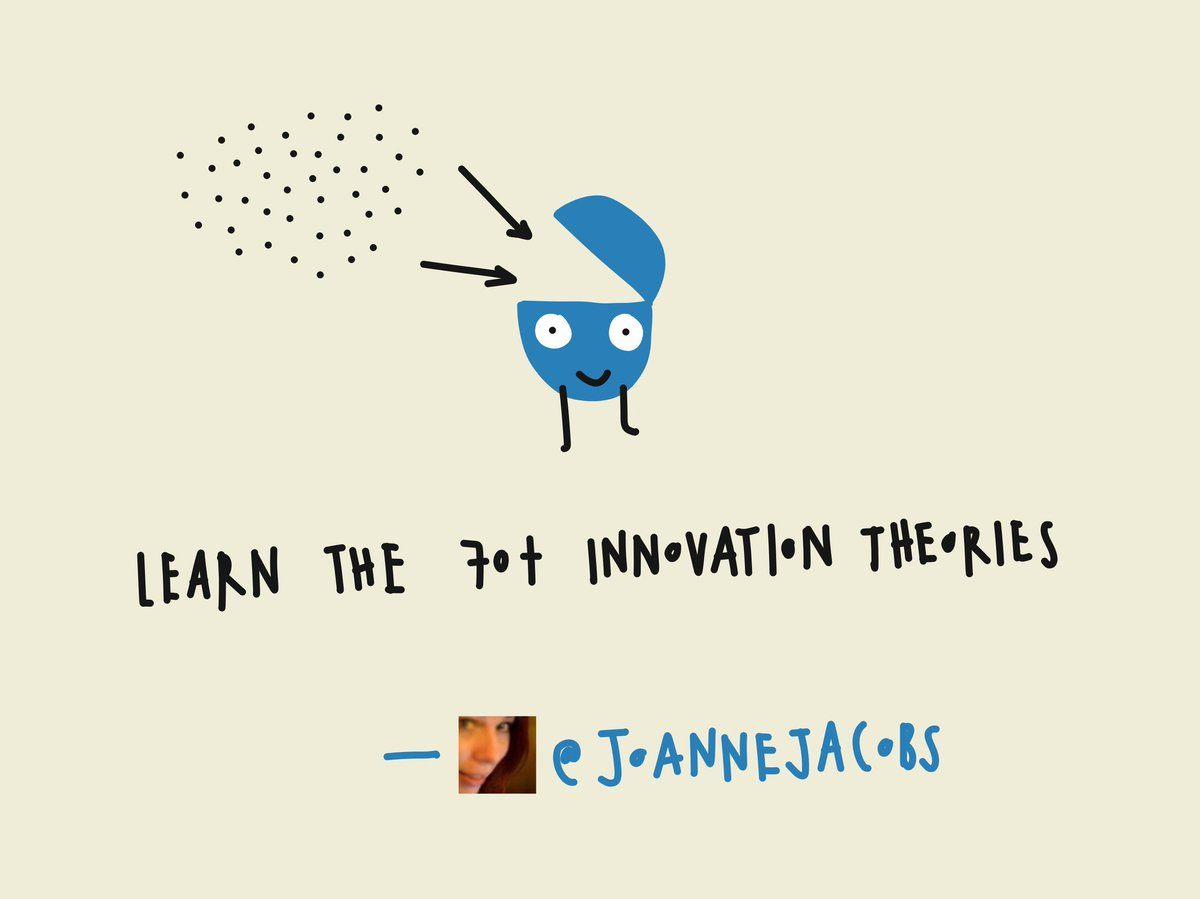 Learn innovation theories. Go to pitch sessions @joannejacobs #AITD2016 https://t.co/ZvjdoExMAR