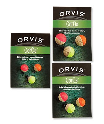 CorQs are now available at Orvis...we appreciate #orvisflyfishing supporting an eco-friendly, American-made product!