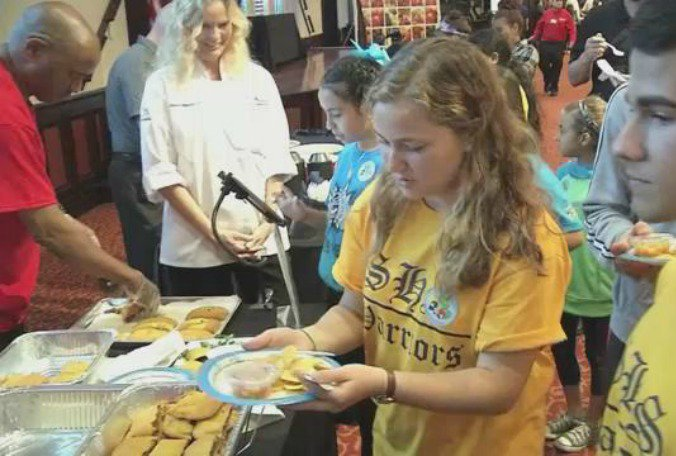 Hillsborough students rate lunch items for next year's school menus