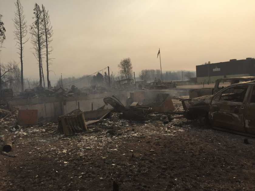 Military choppers, transport planes en route to ymmfire, state of emergency declared