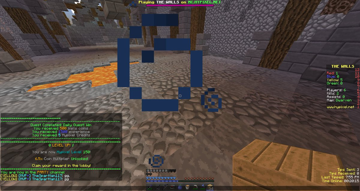 Mvp For Hypixel