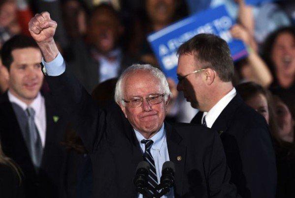 Bernie Sanders: 'Berning' Out