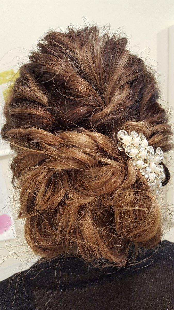 Hair Make Charmer On Twitter めっちゃ晴天ー 本日も7時から婚礼に