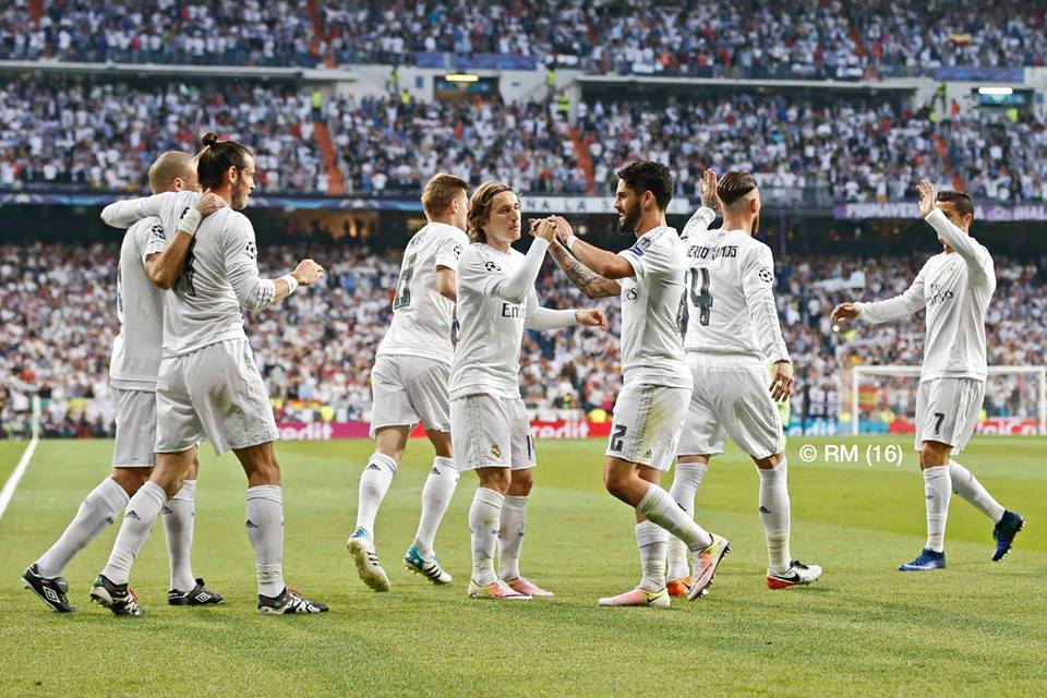 Real Madrid batte il Manchester City, finale Champions è Real-Atletico