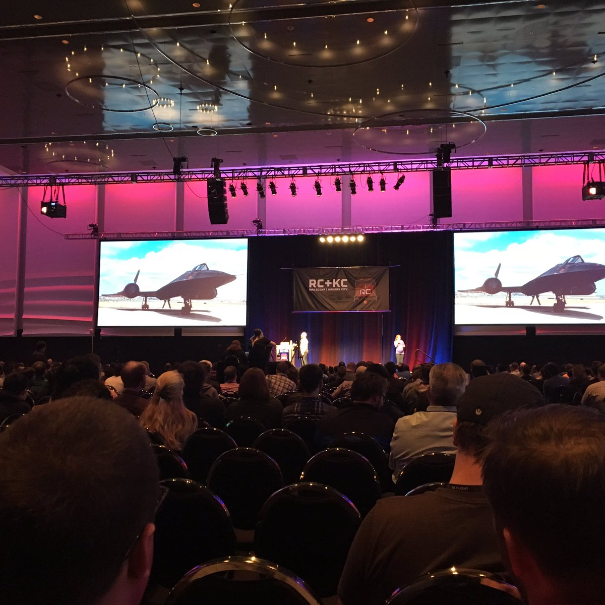 """""""Your process is there to serve you, not the other way around."""" - @nmeans #railsconf https://t.co/yoBiFCP1P7"""