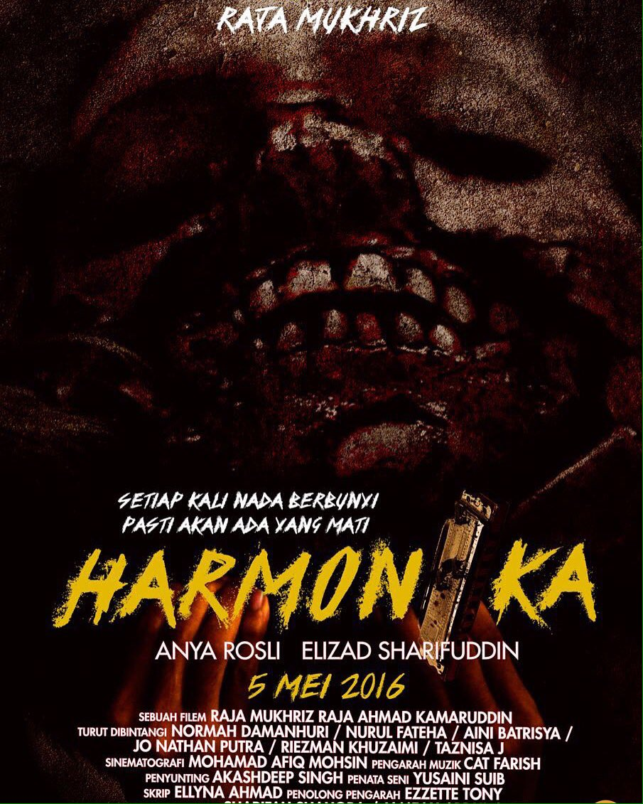 TONTON & DOWNLOAD FULL MOVIE : HARMONIKA 2016