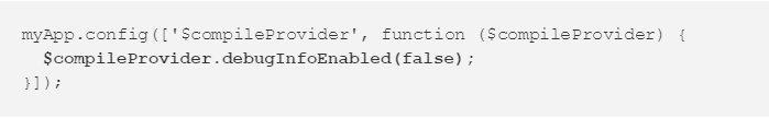 Improving Angular performance with 1 line of code — The Startup — Medium
