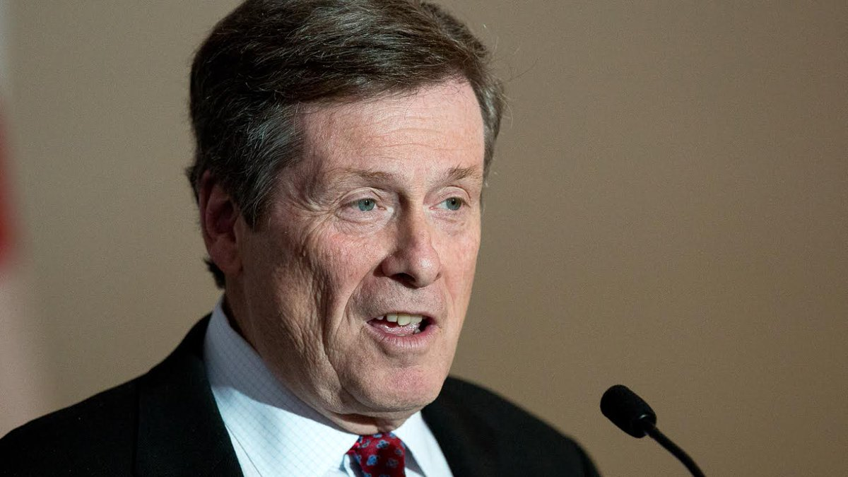 Mayor @JohnTory on @metromorning and live at 7:10 a.m. Send him your q's via phone, Facebook