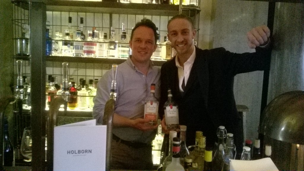 Fergus Luckyn Malone On Twitter Londons Biggest Gin Bar Holborn Dining Roomlooking FWD To Having A Darnleys View Red Snapper There Soon
