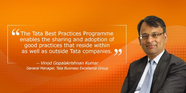 excellence TATA Best Practices Programme: A Brilliant Example of Collaborative Learning ChriiURVAAEfe