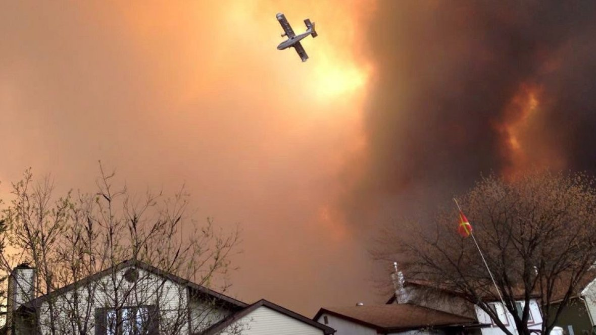 Ontario sending help to fire-stricken Fort McMurray